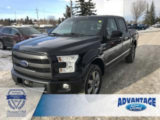 Used 2015 Ford F-150 Lariat Leather Bucket Seats - Remote Start for sale in Calgary, AB