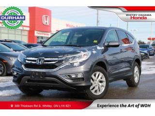Used 2016 Honda CR-V AWD 5DR EX-L for sale in Whitby, ON