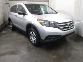 Used 2014 Honda CR-V Traction intégrale 5 portes LX for sale in Laval, QC
