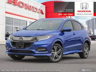 New 2020 Honda HR-V Touring TOURING for sale in Cambridge, ON