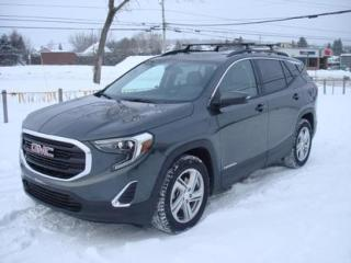 Used 2019 GMC Terrain AWD AWD SLE for sale in Thetford Mines, QC