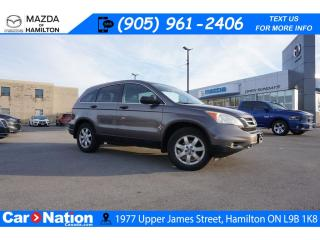 Used 2010 Honda CR-V LX   AS-TRADED   4X4   ALLOYS for sale in Hamilton, ON