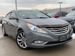 Used 2013 Hyundai Sonata 2.0T Limited LEATHER, HEATED SEATS for sale in Midland, ON