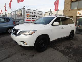 Used 2013 Nissan Pathfinder 4 roues motrices 4 portes SL 7 Passagers for sale in Montréal, QC