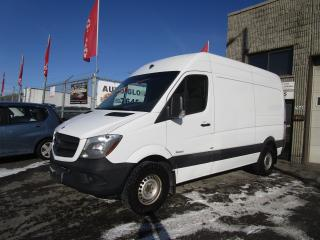 Used 2015 Mercedes-Benz Sprinter 2500 2500 PA 144 po for sale in Montréal, QC