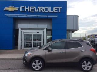 Used 2015 Buick Encore AWD Leather - Leather Seats - $137 B/W for sale in Bolton, ON