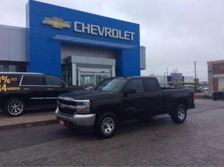 Used 2017 Chevrolet Silverado 1500 LS - MyLink -  Bluetooth - $183 B/W for sale in Bolton, ON