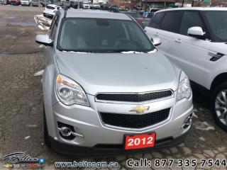 Used 2012 Chevrolet Equinox 1LT FWD 1SB - $130 B/W for sale in Bolton, ON
