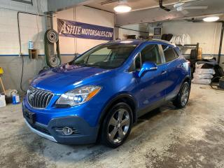 Used 2014 Buick Encore for sale in Kingston, ON