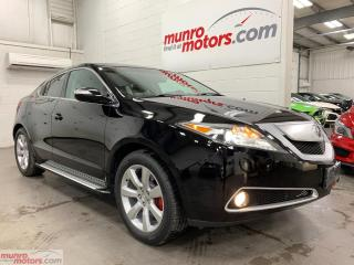Used 2010 Acura ZDX Tech Pkg SH-AWD NAV PANO NO ACCIDENTS for sale in St. George Brant, ON