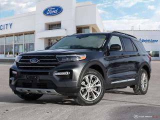 New 2020 Ford Explorer XLT for sale in Winnipeg, MB