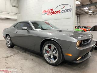 Used 2012 Dodge Challenger 2dr Cpe SXT Plus Auto MoonRoof NAV Chrome Wheels for sale in St. George Brant, ON