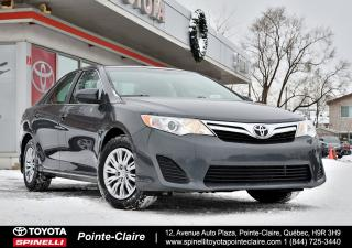 Used 2014 Toyota Camry LE GROUPE ÉLECTRIQUE for sale in Pointe-Claire, QC