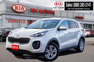 Used 2019 Kia Sportage LX for sale in Etobicoke, ON