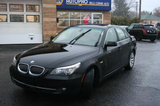 Used 2008 BMW 5 Series 535i for sale in Nepean, ON