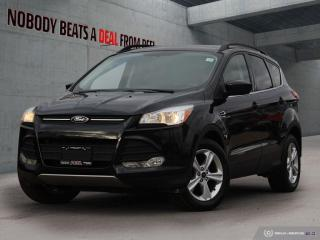 Used 2015 Ford Escape SE 4x4*LOW KMS*Fogs*Dual Exhaust*Clean for sale in Mississauga, ON