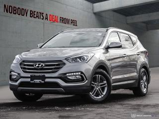 Used 2017 Hyundai Santa Fe Sport Premium Sport*LOW KMS*NO Accidents*Ultra Clean for sale in Mississauga, ON