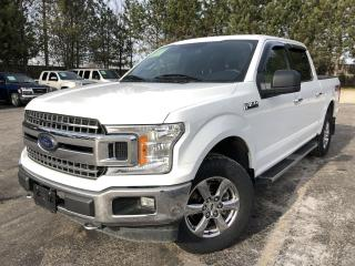 Used 2018 Ford F-150 XLT XTR CREW CAB 4X4 for sale in Cayuga, ON