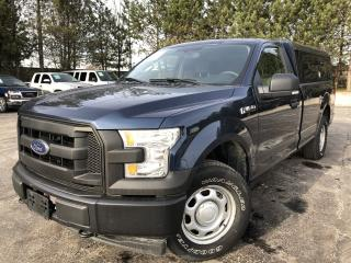 Used 2017 Ford F-150 XL REG CAB 4X4 for sale in Cayuga, ON
