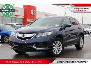 Used 2017 Acura RDX SH-AWD for sale in Whitby, ON