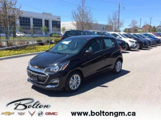 New 2019 Chevrolet Spark 1LT CVT - Android Auto -  Apple CarPlay for sale in Bolton, ON