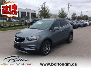 New 2019 Buick Encore Sport Touring - Safety Package for sale in Bolton, ON