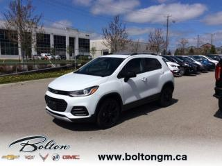 New 2019 Chevrolet Trax LT Redline Edition for sale in Bolton, ON
