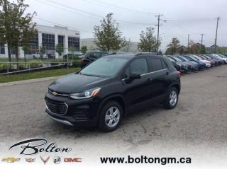 New 2019 Chevrolet Trax LT for sale in Bolton, ON