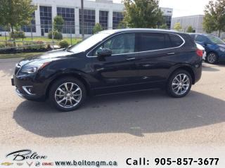 New 2020 Buick Envision Premium - Navigation -  Infotainment for sale in Bolton, ON