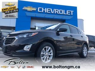 New 2020 Chevrolet Equinox LT for sale in Bolton, ON
