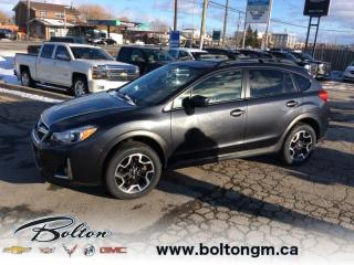 Used 2016 Subaru XV Crosstrek Touring - One owner - Accident FREE - All Wheel drive - for sale in Bolton, ON