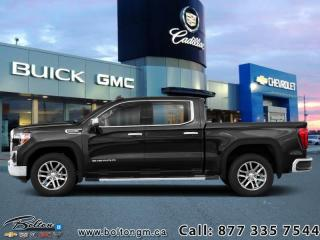 New 2020 GMC Sierra 1500 AT4 - Leather Seats - Premium Package for sale in Bolton, ON