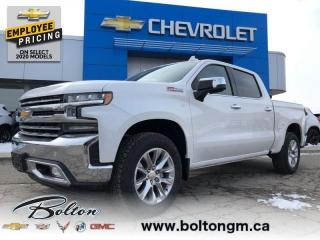 New 2020 Chevrolet Silverado 1500 LTZ - Leather Seats for sale in Bolton, ON