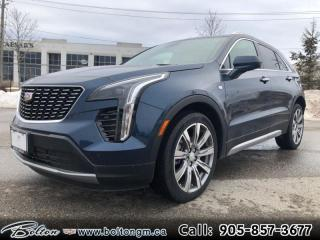 New 2019 Cadillac XT4 Premium Luxury - Sunroof - $343 B/W for sale in Bolton, ON
