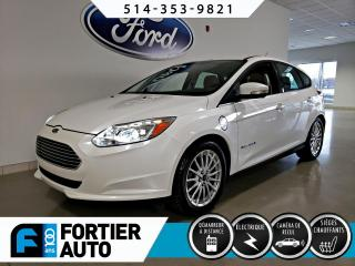 Used 2013 Ford Focus Electric Hayon 5 portes for sale in Montréal, QC