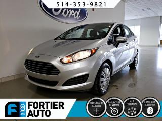 Used 2015 Ford Fiesta Berline SE 4 portes for sale in Montréal, QC