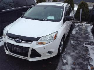 Used 2012 Ford Focus Hayon 5 portes SEL for sale in Montréal, QC