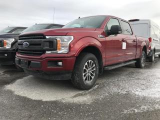 Used 2019 Ford F-150 XLT cabine SuperCrew Sport 302A Maxtow G for sale in St-Eustache, QC