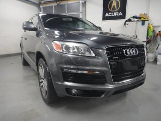 Used 2009 Audi Q7 S LINE,DVD,NAVI,ONE OWNER for sale in North York, ON