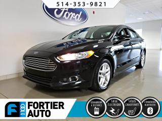 Used 2016 Ford Fusion Berline 4 portes SE traction avant for sale in Montréal, QC