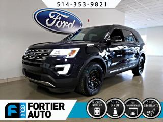 Used 2017 Ford Explorer 4 RM, 4 portes, Limited for sale in Montréal, QC