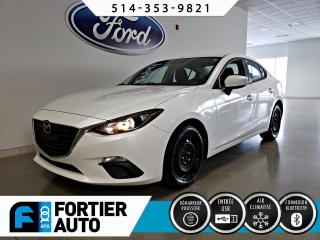 Used 2014 Mazda MAZDA3 GX-SKY berline 4 portes for sale in Montréal, QC