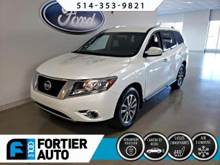 Used 2015 Nissan Pathfinder 4 RM 4 portes S for sale in Montréal, QC
