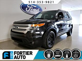 Used 2015 Ford Explorer 4 RM, 4 portes XLT for sale in Montréal, QC