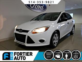 Used 2012 Ford Focus Berline S 4 portes for sale in Montréal, QC