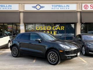 Used 2017 Porsche Macan S Navi, Pano Roof for sale in Vaughan, ON