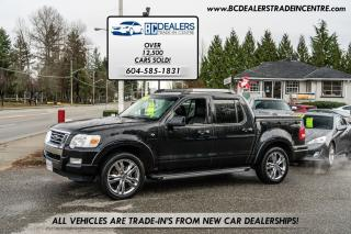Used 2007 Ford Explorer Sport Trac Limited 4.6 V8, Only 174k, 20
