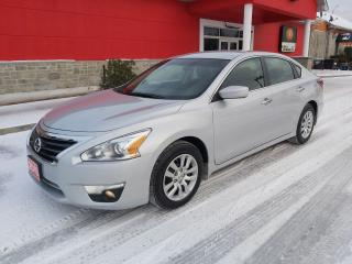 Used 2015 Nissan Altima 2.5 for sale in Cornwall, ON