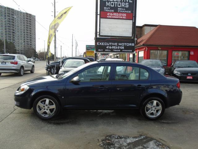 2009 Chevrolet Cobalt LT w/1SA/ CERTIFIED / PERFECT FOR WINTER / LOADED