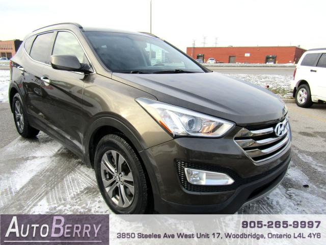 2014 Hyundai Santa Fe Sport - AWD - 2.4L